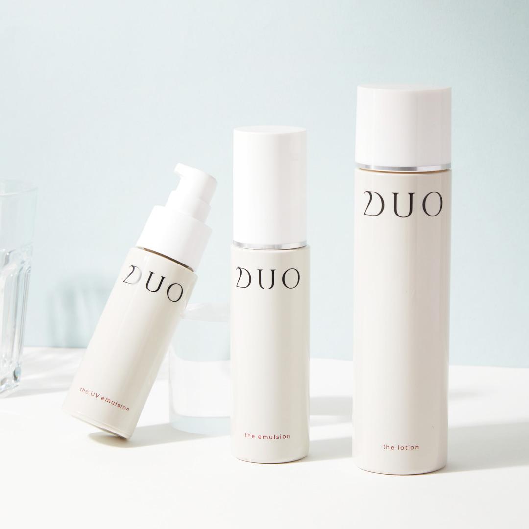 DUO(デュオ)の『ザ UVエマルジョン』の使用感をレポ!に関する画像1