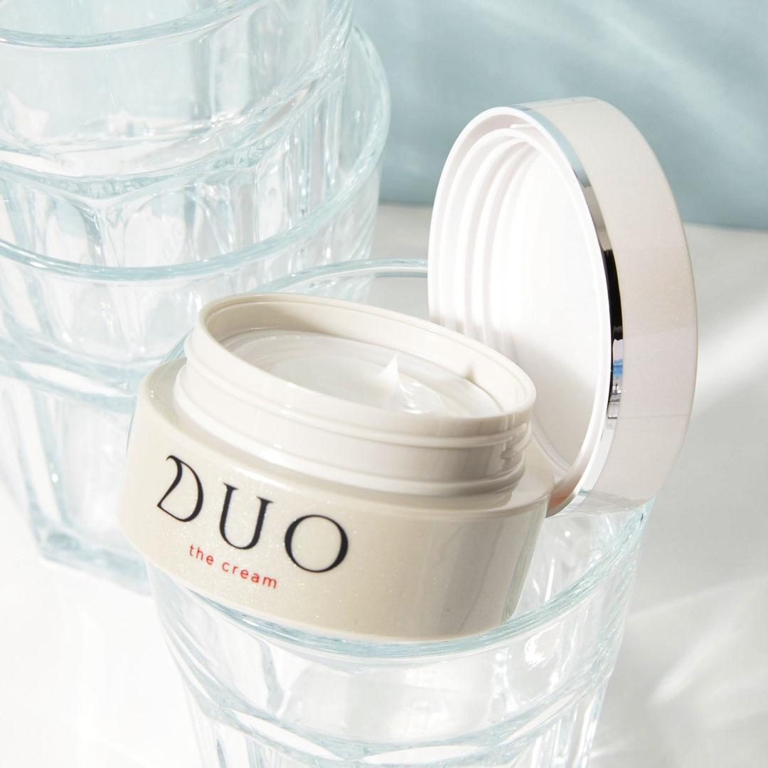 DUO(デュオ)『ザ クリーム』の使用感をレポ!に関する画像1