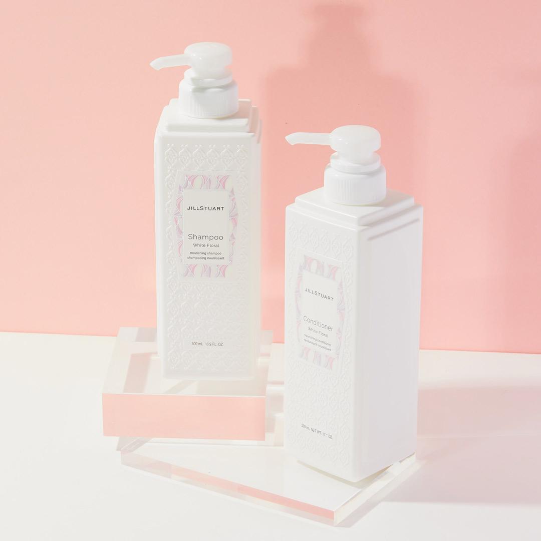 JILLSTUART(ジルスチュアート)『シャンプー ホワイトフローラル 』の使用感をレポに関する画像4
