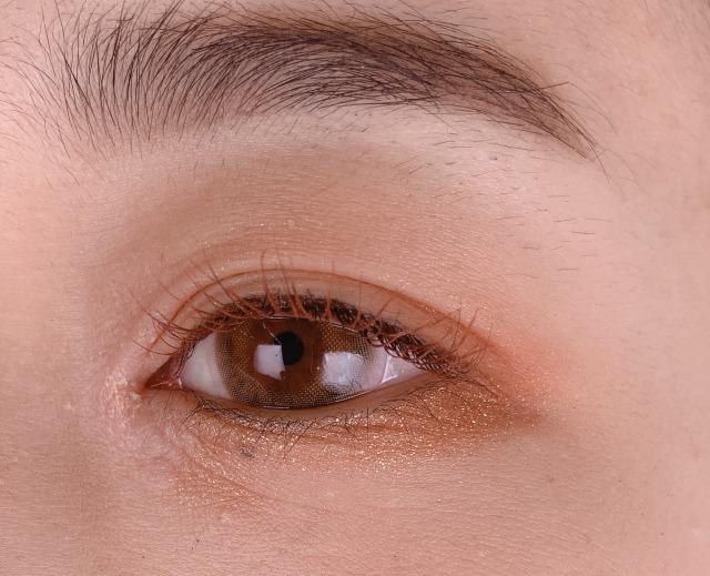 どの色も本当に使えるイエベ大歓喜な10色!温かみのあるブラウンアイシャドウパレットに関する画像11