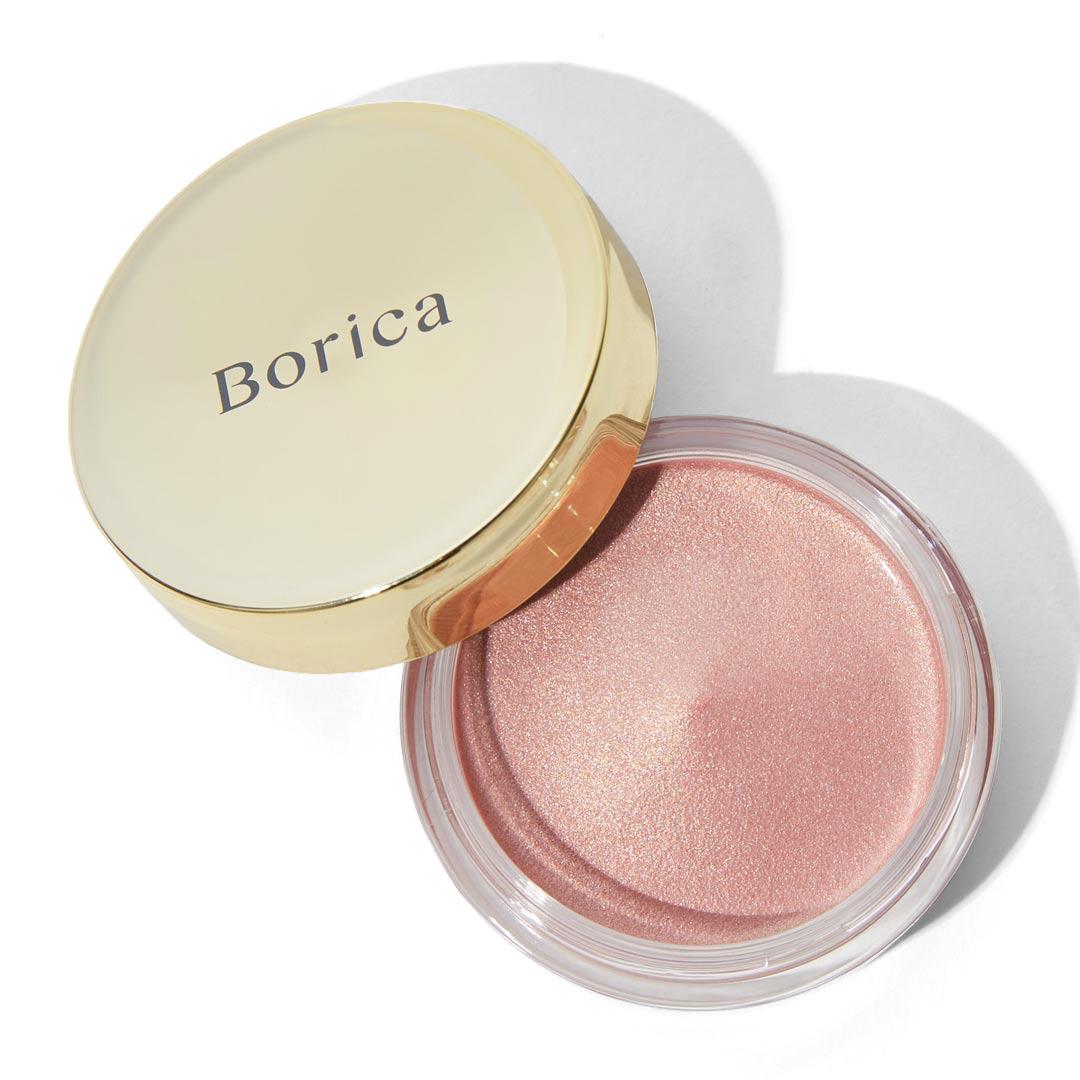 ボリカ 美容液ケアアイシャドウ メイクしながら目元をケア 桜ピンクカラー02 Silky Pinkに関する画像4