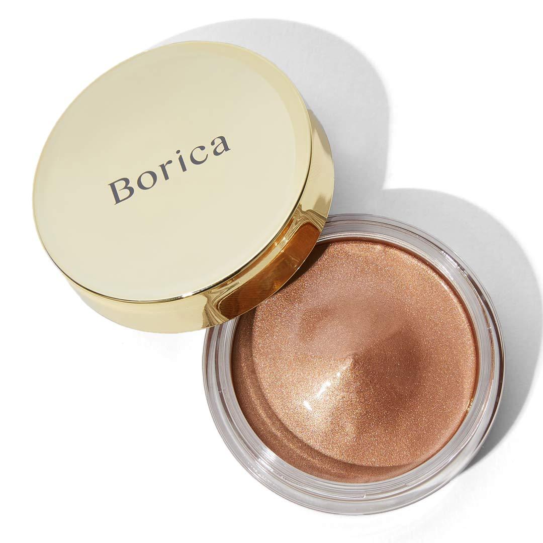 ボリカ 美容液ケアアイシャドウ メイクしながら目元をケア ココアのようなブラウン03 Silky Brownに関する画像4