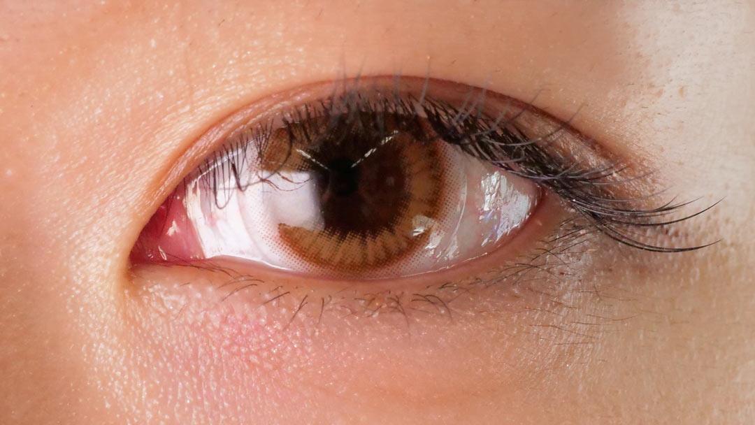 メランジェ シュエット モイストインワンデー 橋本環奈のような瞳になれると話題のカラコン!に関する画像14