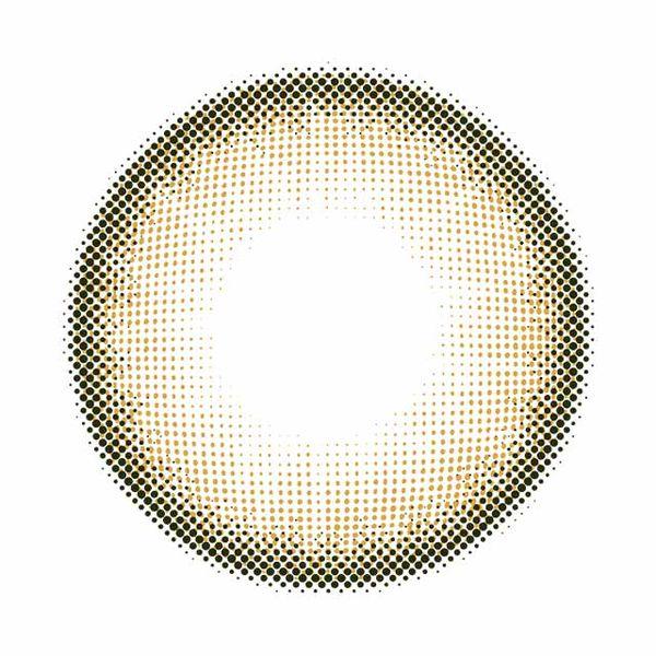 ジーヴル スパークル スプレイブラウン 自分らしさを大切にした透明感カラコンに関する画像4
