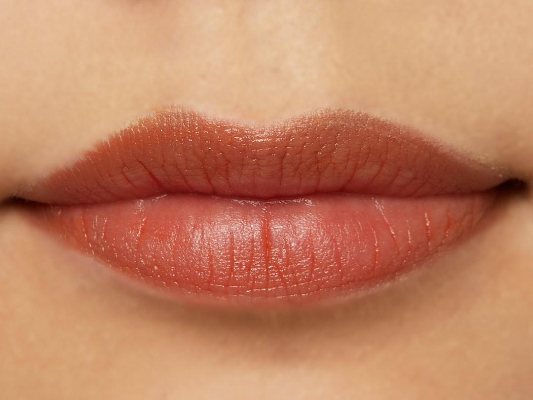 肌色を美しく魅せるレアナニ トーンアップルージュ 大人気カラーのテラコッタ!に関する画像10