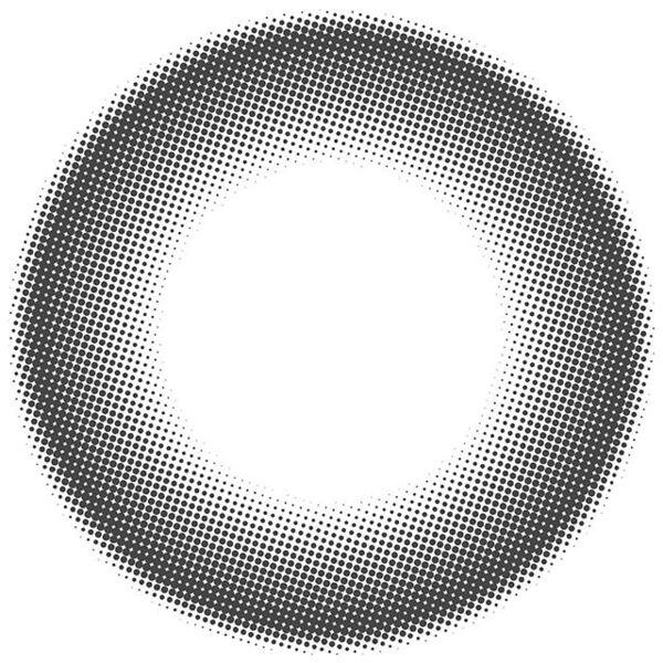 ANcircle(アンサークル)『アンサークル ワンデー ナチュラルブラック』の使用感をレポに関する画像7