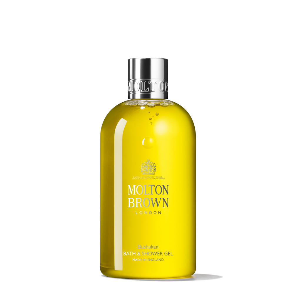 爽やかな柑橘系の香り。モルトンブラウン『ブシュカン バス&シャワージェル』のご紹介に関する画像4