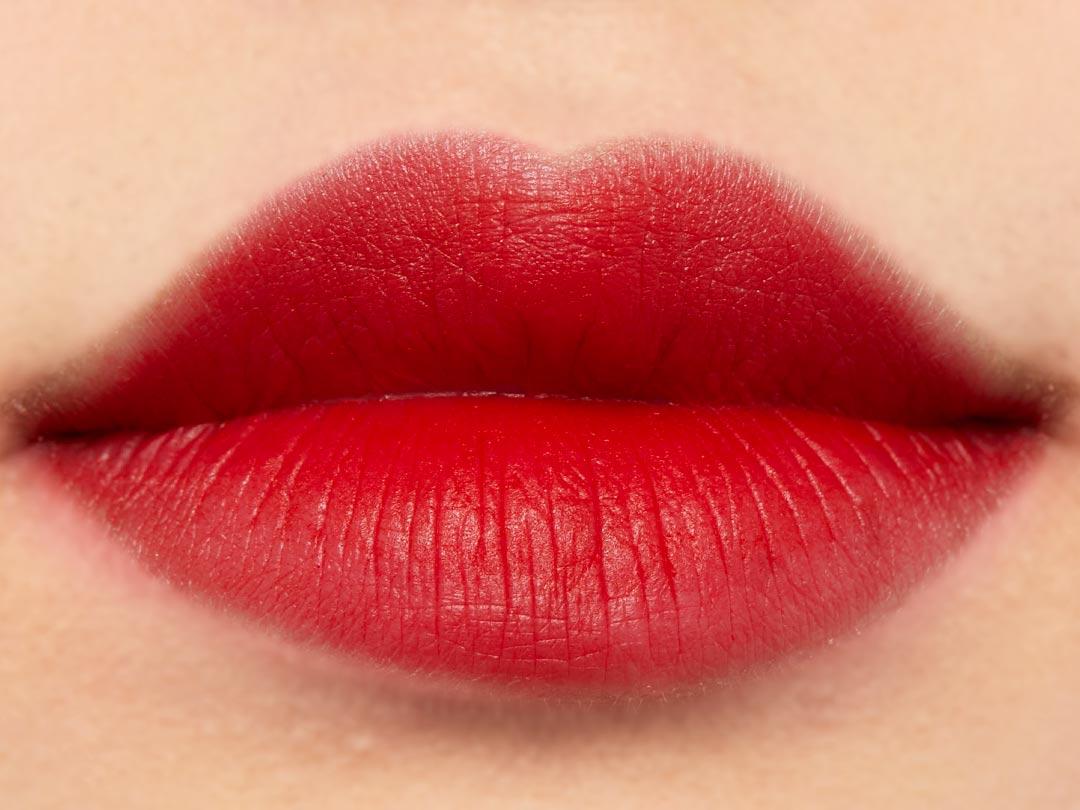 ハッと息を飲むほどきれいな赤 3CE『レッドレシピ マットリップカラー 214 スクウィージング』をご紹介に関する画像9