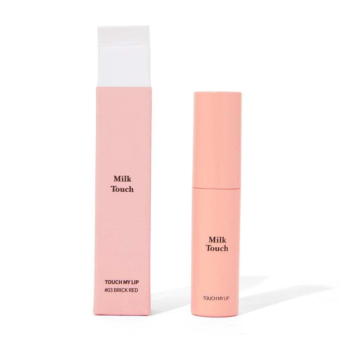 軽やかに色持ち続くベルベットティント Milk Touchの『タッチ マイ リップ』をご紹介に関する画像1