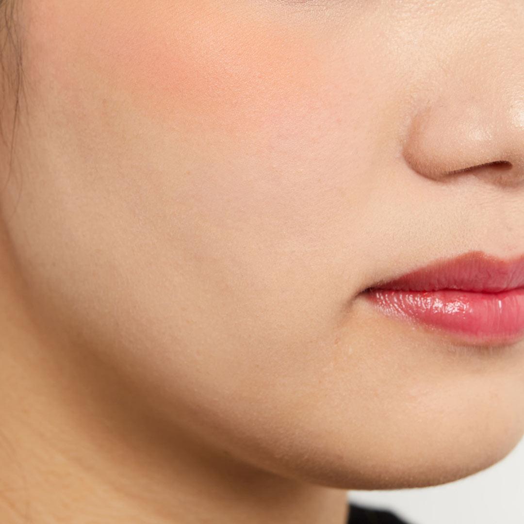ツートンカラーのキュートなチーク♡ベビーピンク&オレンジででヘルシーな印象にしよう!に関する画像18