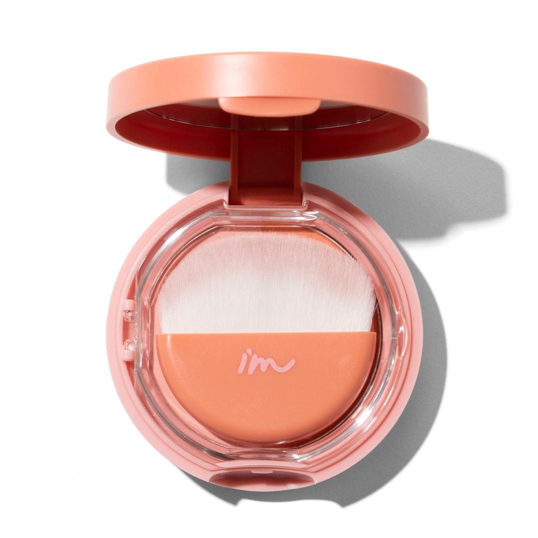 ツートンカラーのキュートなチーク♡ベビーピンク&オレンジででヘルシーな印象にしよう!に関する画像9