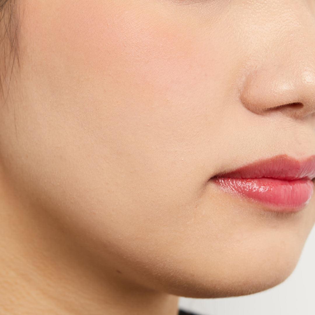 ツートンカラーのキュートなチーク♡ベージュ&ローズピンクで甘めな印象にに関する画像16