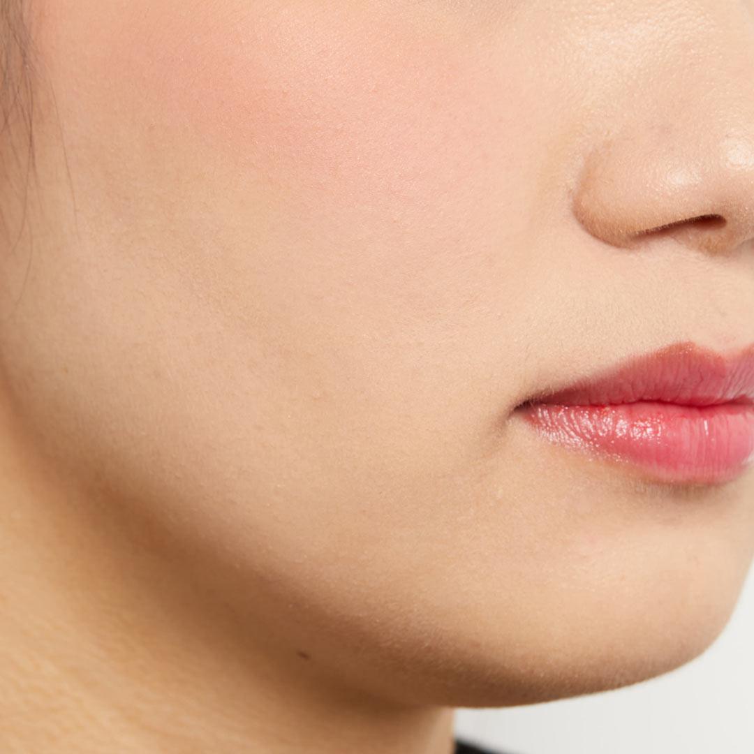 ツートンカラーのキュートなチーク♡ベージュ&ローズピンクで甘めな印象にに関する画像18
