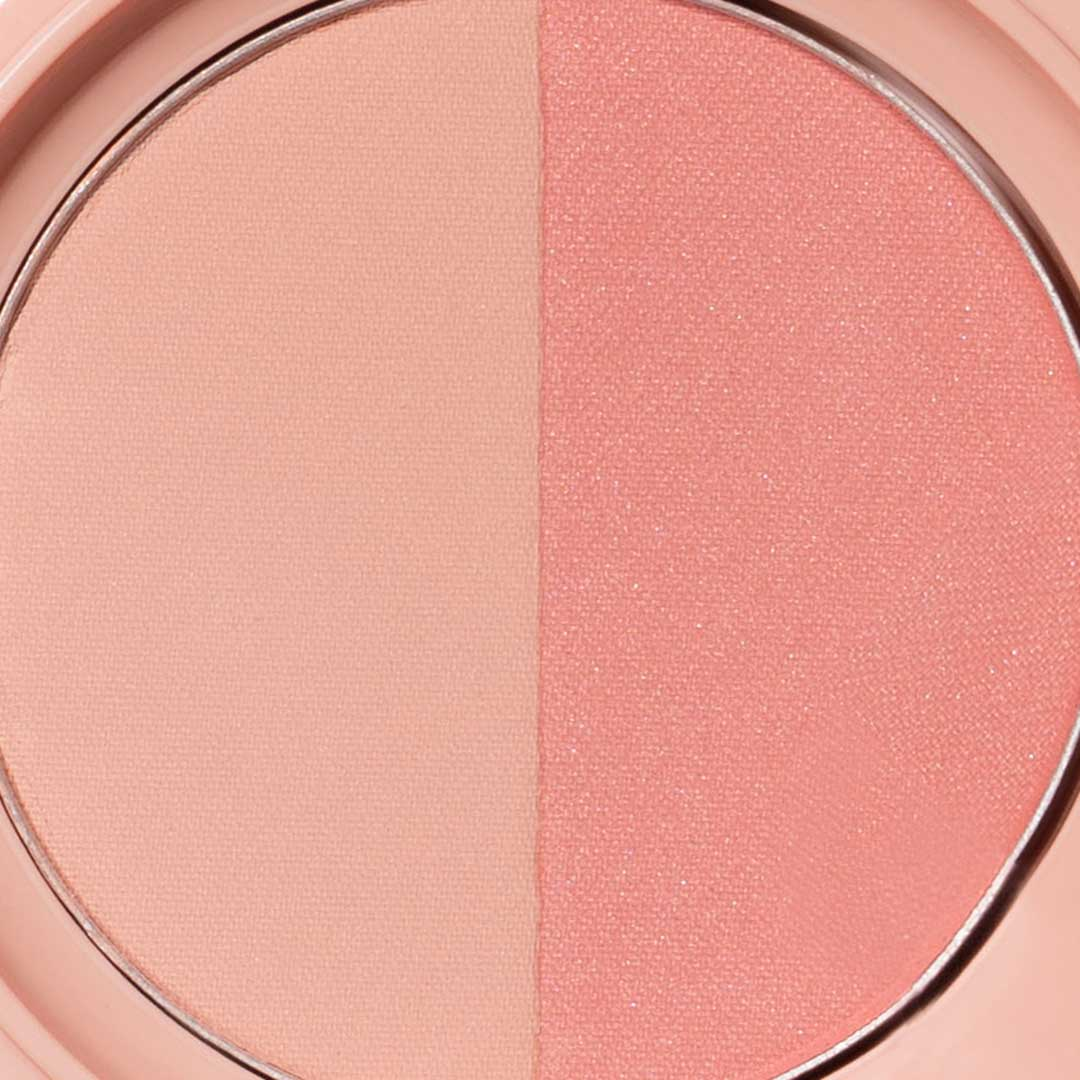 ツートンカラーのキュートなチーク♡ベージュ&ローズピンクで甘めな印象にに関する画像6