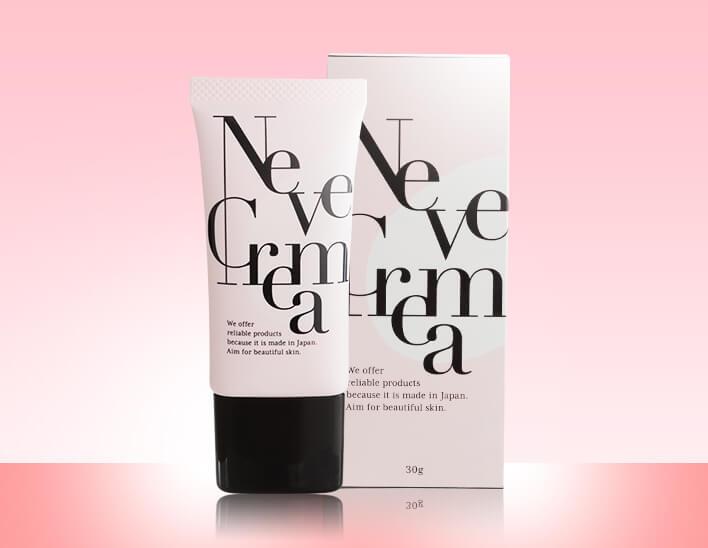 いつでも明るい見た目の肌に仕上げるNeve Crema(ネーヴェクレマ)『ネーヴェクレマ』の使用感をレポに関する画像1