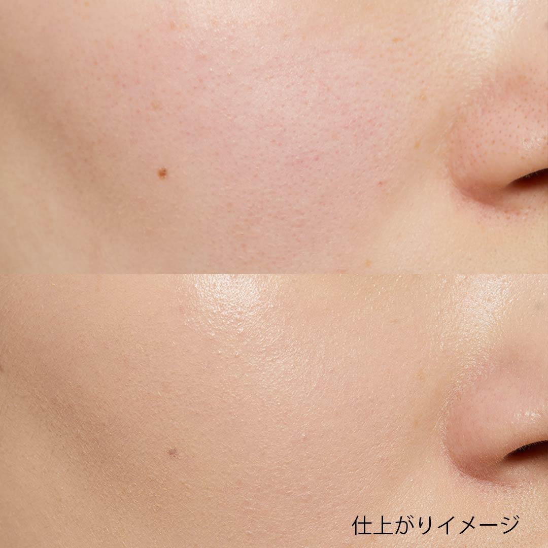 マリンコラーゲンで素肌もケア♡水分なたっぷりツヤ肌で、自然になじむ肌色になるブルーパールマリンコラーゲンアクアクッション#23に関する画像24