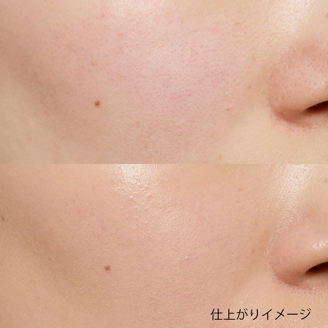 マリンコラーゲンで素肌もケア♡水分なたっぷりツヤ肌で、自然になじむ肌色になるブルーパールマリンコラーゲンアクアクッション#23に関する画像19
