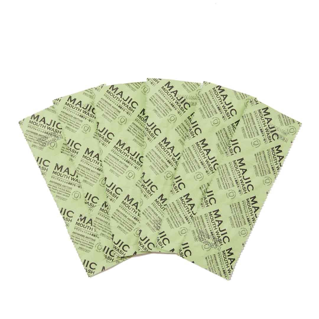 緑茶の香りが心地いグリーンティーミント風味のタブレットで手軽に口内ケアに関する画像13