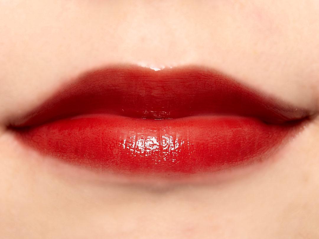 これ以上ない透明感! ガラスのように透けるrom&nd(ロムアンド)の『グラスティングウォーターティント 01コーラルミスト』をご紹介に関する画像23