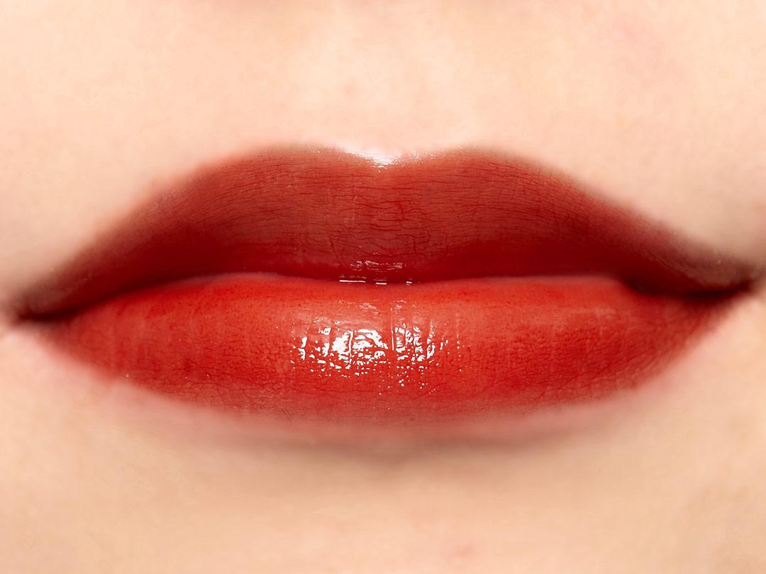 これ以上ない透明感! ガラスのように透けるrom&nd(ロムアンド)の『グラスティングウォーターティント 03 ブリックリバー』をご紹介に関する画像17