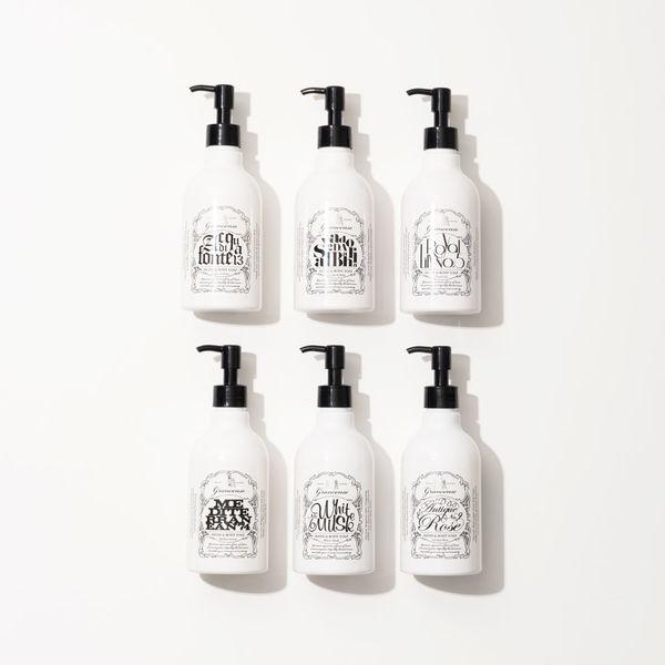 優雅な香りでバスタイムを癒しの時間に♡ グランセンス ハンド&ボディソープ『アンティークローズ』をご紹介に関する画像1