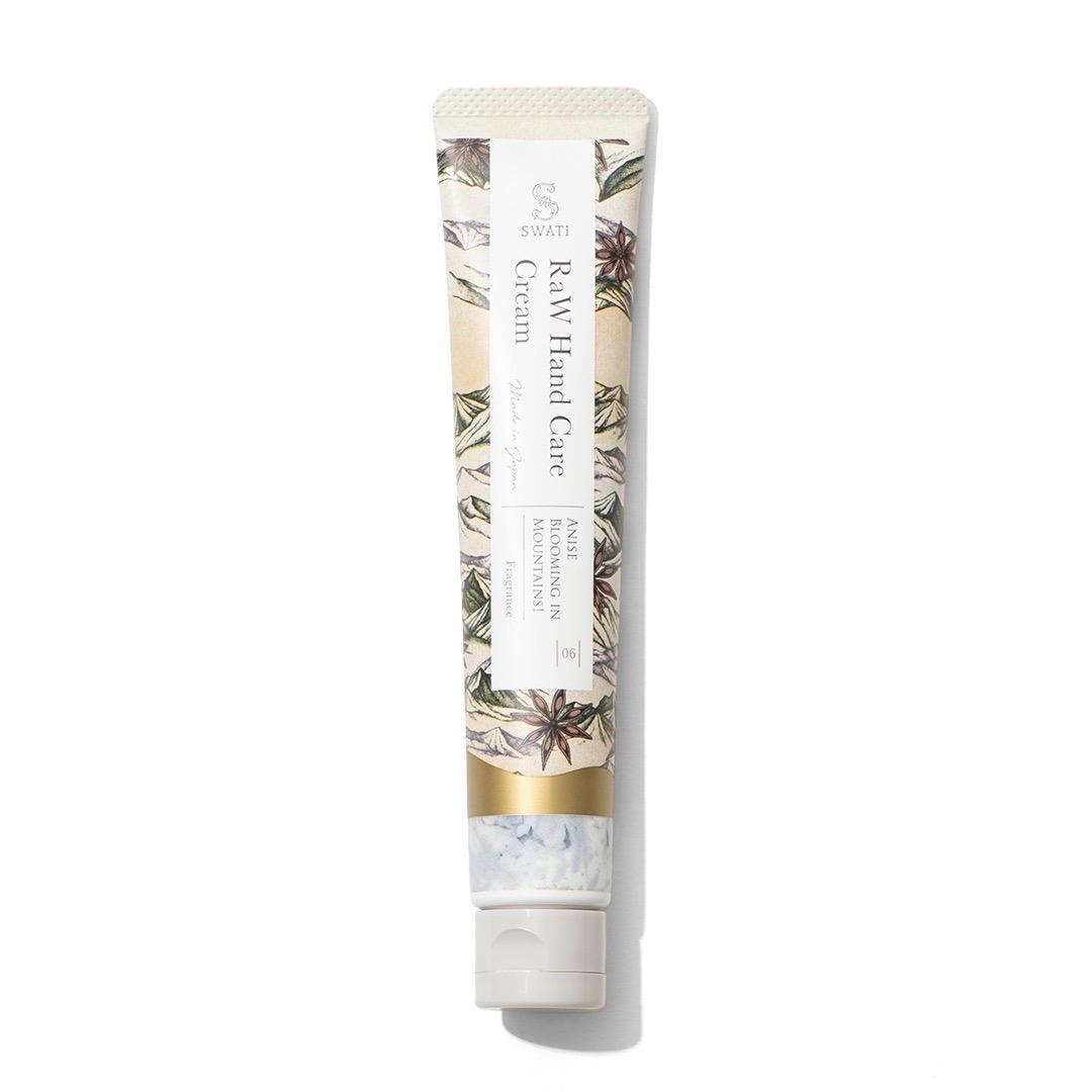 森林を思わせるピュアな香り♡ SWATiのMABLE labelから、ロウハンドケアクリームをご紹介に関する画像1