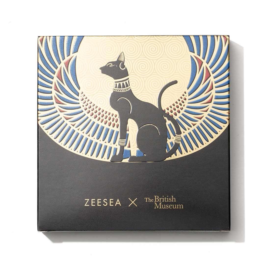 高級感のあるデザインがかわいい♡ ZEESEAのアイシャドウパレットに関する画像1