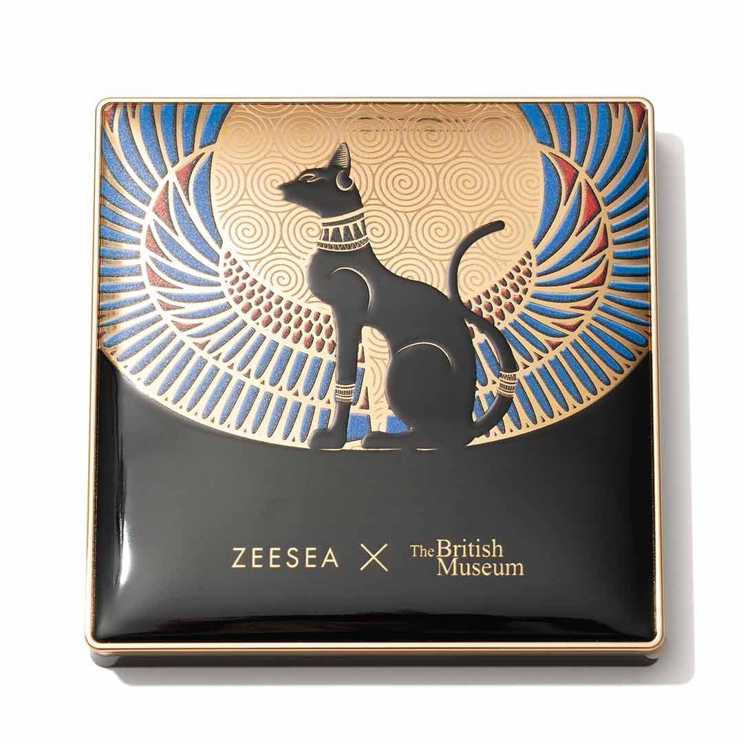 高級感のあるデザインがかわいい♡ ZEESEAのアイシャドウパレットに関する画像16