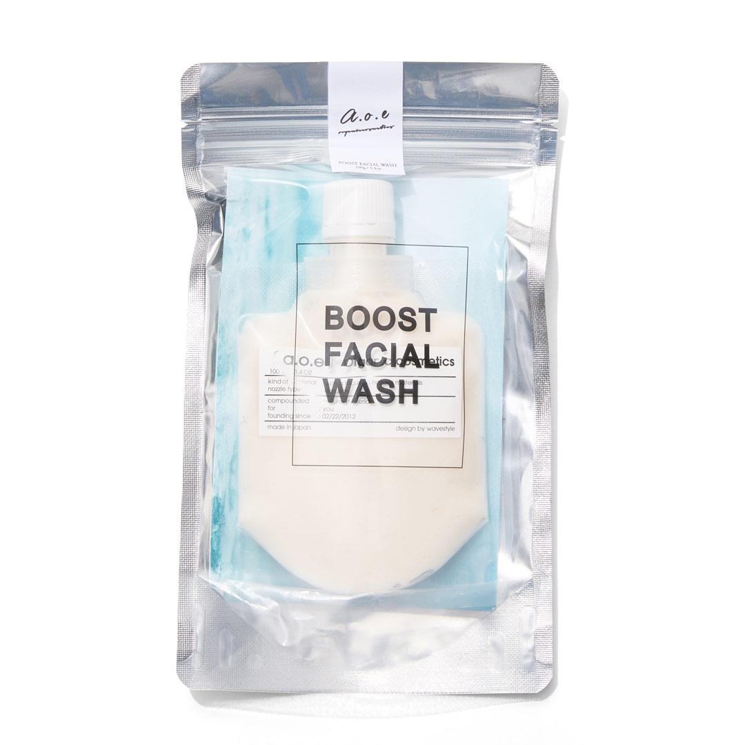 肌悩みに合わせて選ぶオーガニック泡パッククレイ洗顔料  ブーストフェイシャルウォッシュ オーガニック洗顔料に関する画像6