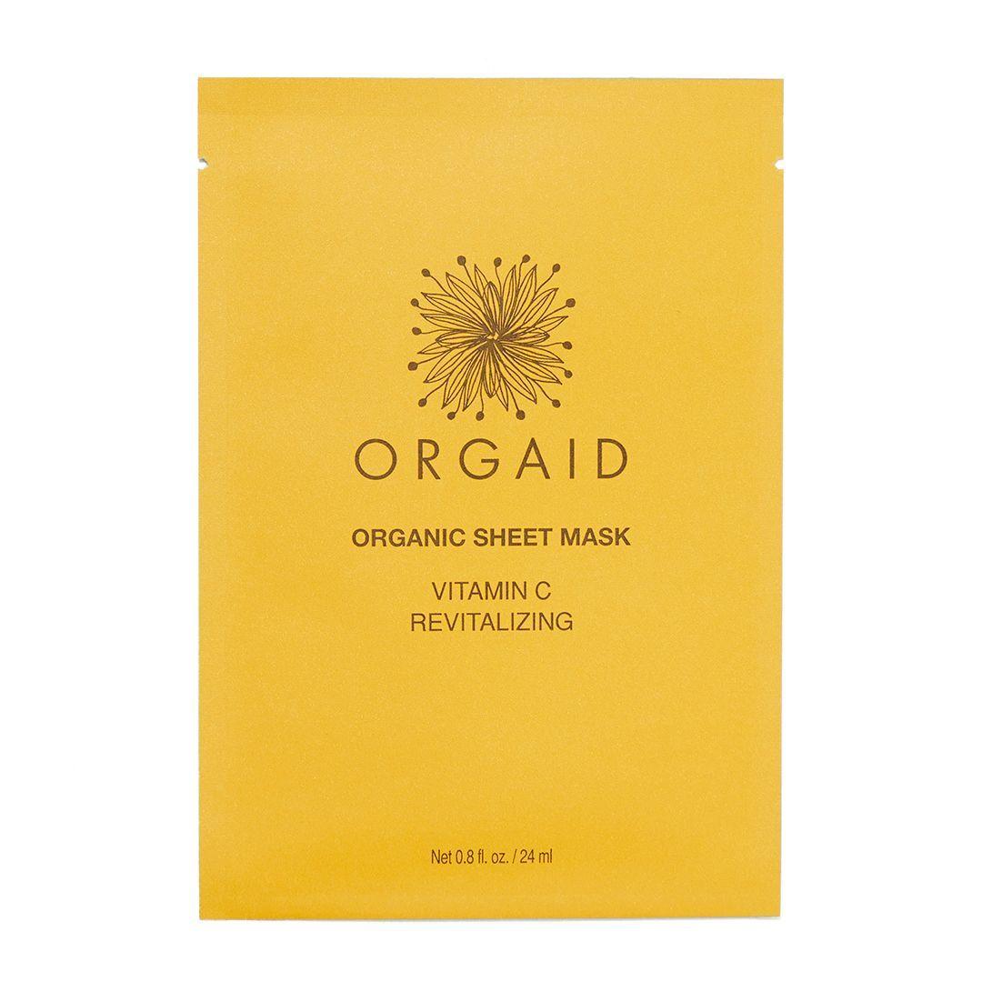 肌ゆらぎにお悩みの方必見! ORGAIDのオーガニックシートマスクで栄養の行き届いた肌に! に関する画像1