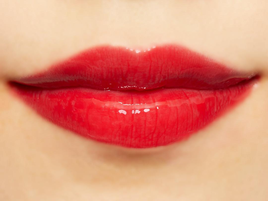 潤いたっぷりのふっくら唇に Lipaddict 205 セクシーセダクトレスに関する画像52