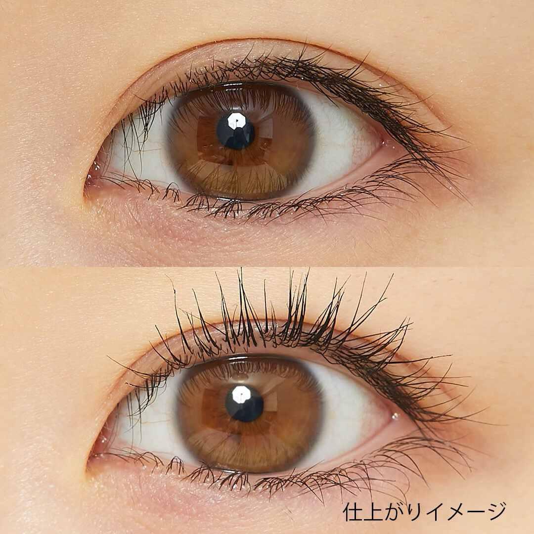 大人気UZU BY FLOWFUSHI(ウズ バイ フローフシ)の『モテマスカラ VOL.6 エアリーナチュラル』の使用感をレポ!に関する画像7