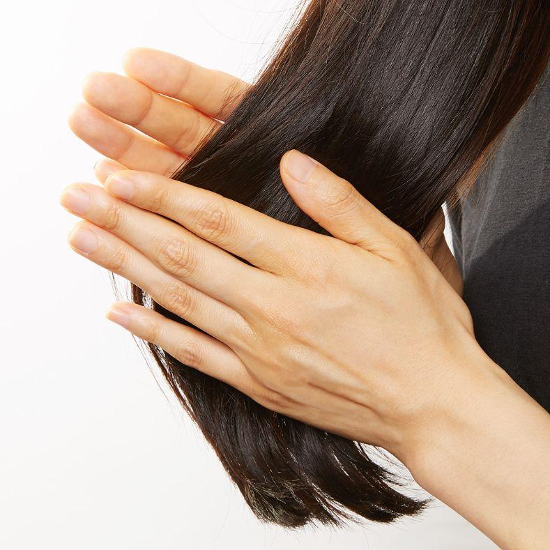 乾燥をケアしてうるおいヘアーに♡ カレイドエビーチェのヘアオイルをご紹介に関する画像7