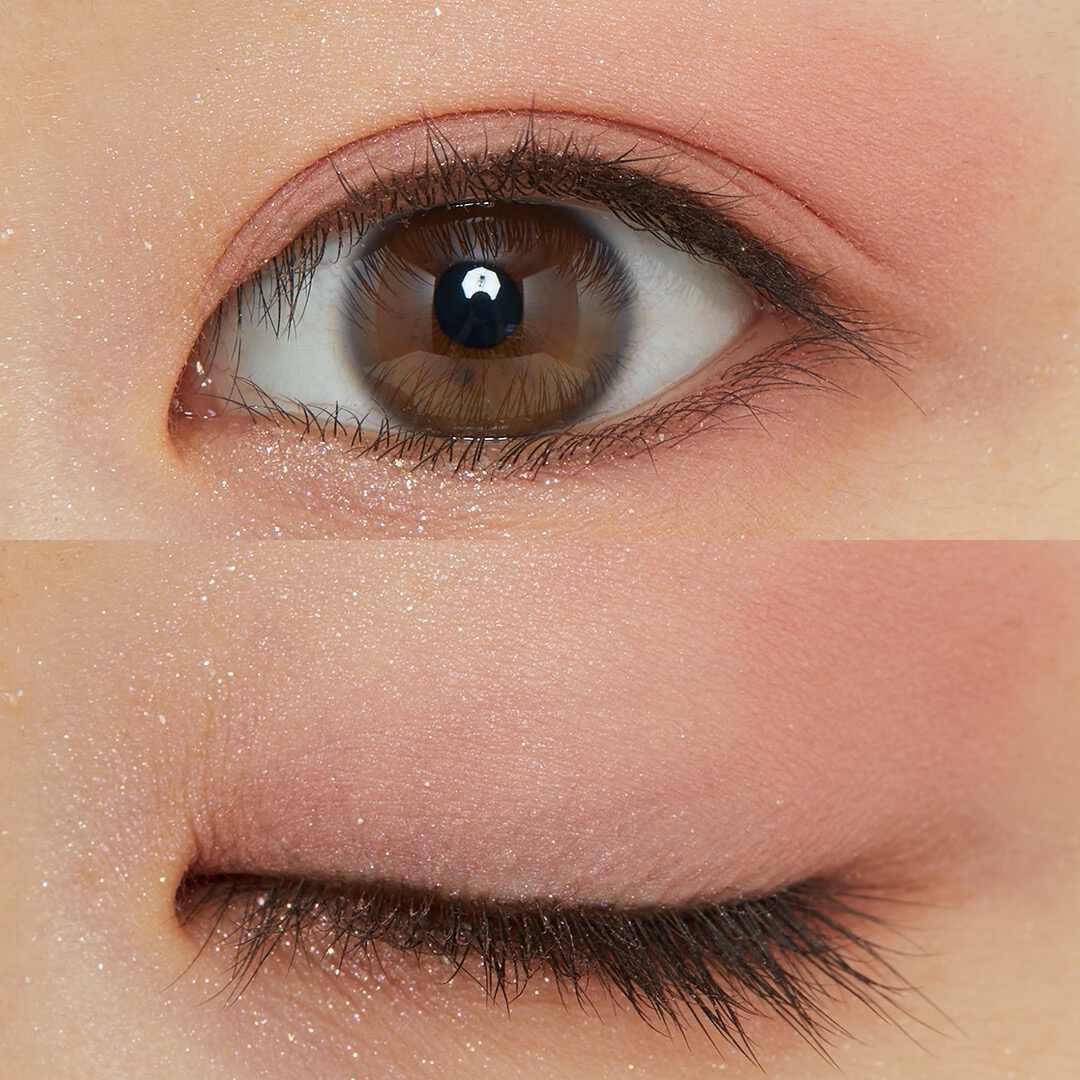 圧倒的な存在感のラメ♡ CLIO『プリズムエアアイパレット 02 ピンクアディクト』をレポ!に関する画像13