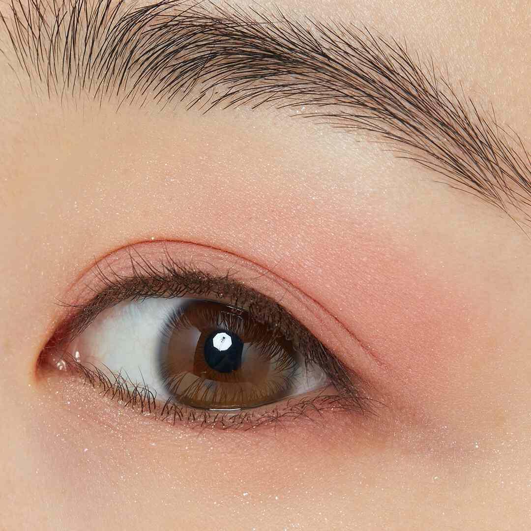圧倒的な存在感のラメ♡ CLIO『プリズムエアアイパレット 02 ピンクアディクト』をレポ!に関する画像14