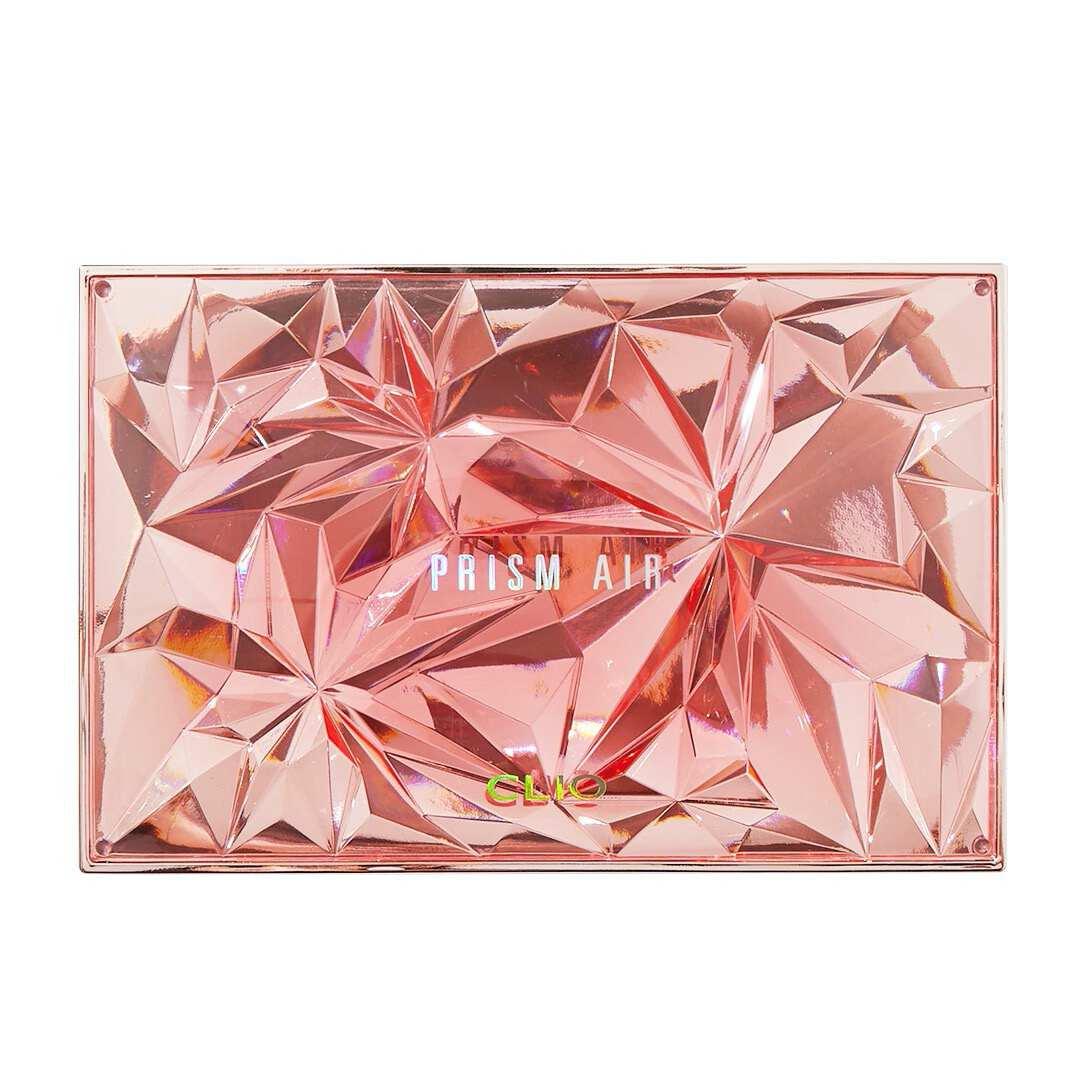 圧倒的な存在感のラメ♡ CLIO『プリズムエアアイパレット 02 ピンクアディクト』をレポ!に関する画像4