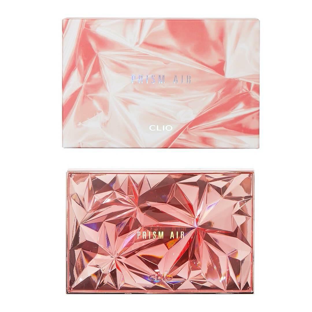 圧倒的な存在感のラメ♡ CLIO『プリズムエアアイパレット 02 ピンクアディクト』をレポ!に関する画像1