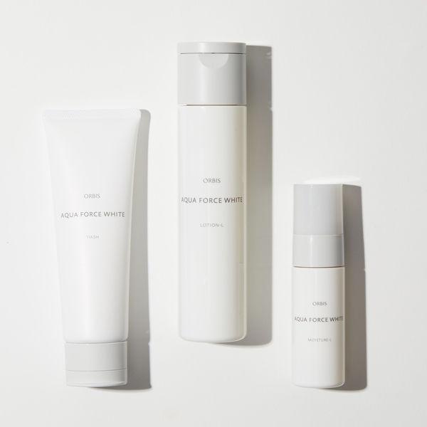 みずみずしい美白肌をもたらしてくれるオルビスの『アクアフォース ホワイトローション L』をご紹介に関する画像1