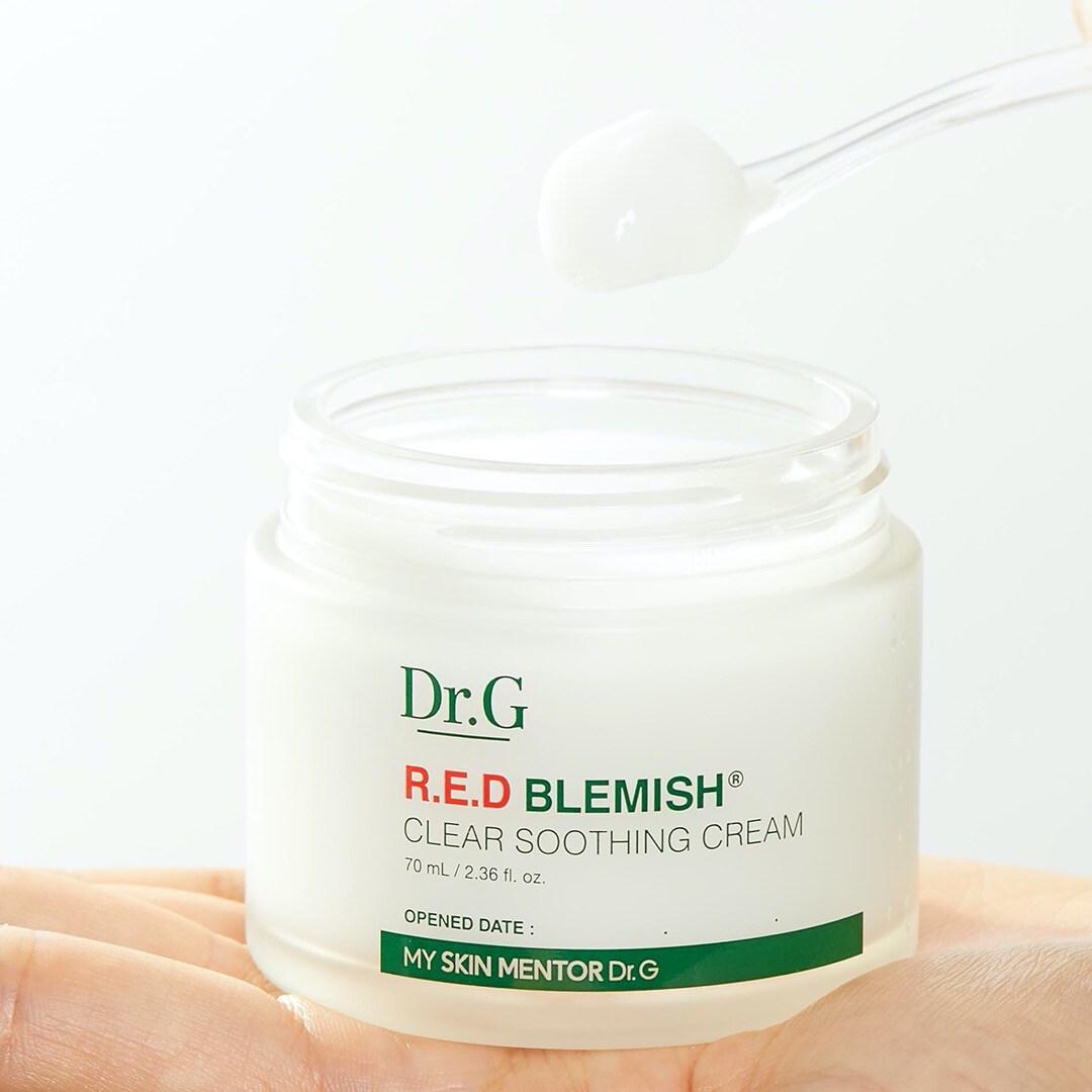 お肌に水分、チャージしてる? Dr.Gの『レッドB・Cスムージングクリーム』をご紹介 に関する画像10