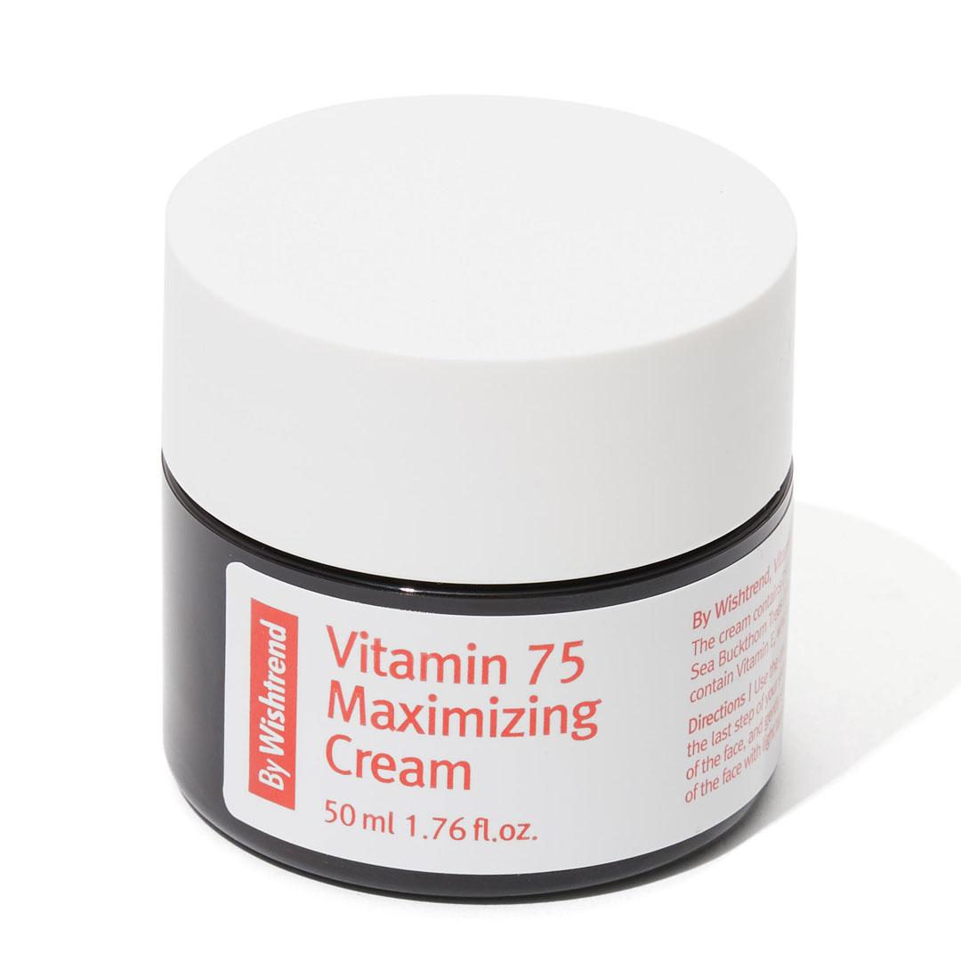 夏の紫外線に負けない!ビタミン75マキシマイジングクリームをレポに関する画像1
