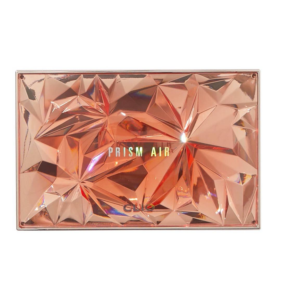 瞳にきらめきを♡ CLIO『プリズムエアアイパレット 01 コーラルスパークル』をレポ!に関する画像4