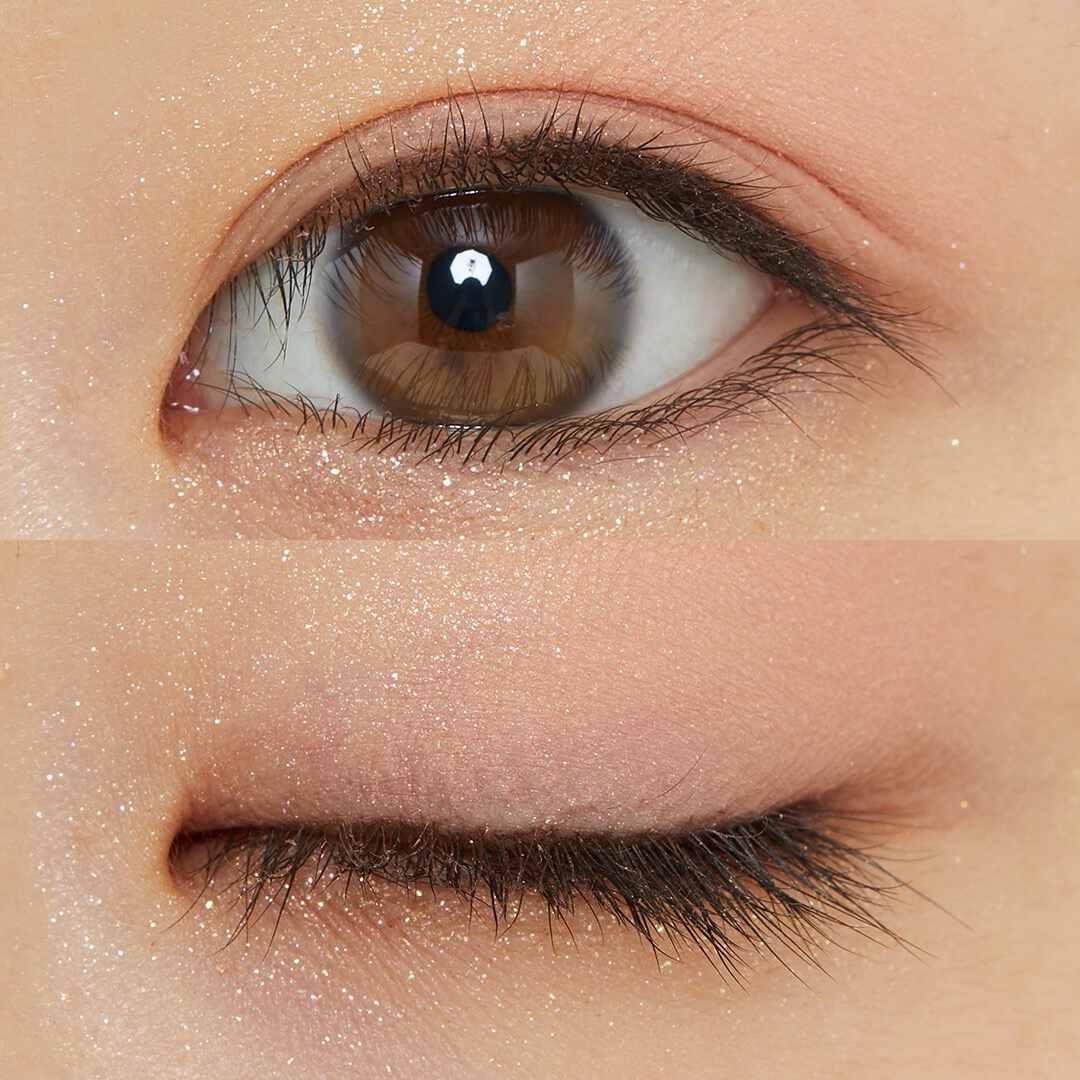 瞳にきらめきを♡ CLIO『プリズムエアアイパレット 01 コーラルスパークル』をレポ!に関する画像13
