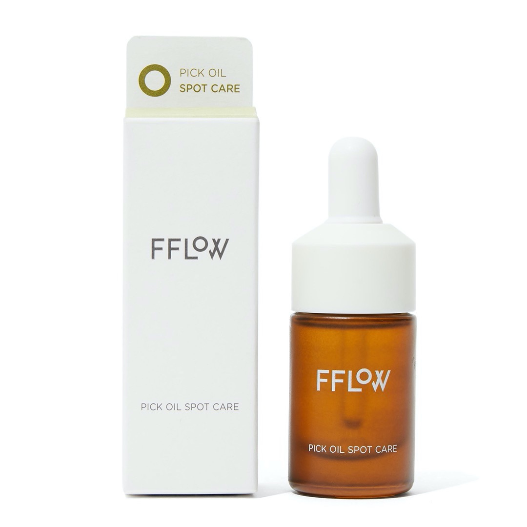 気になる肌ゆらぎに寄り添う  FFLOWの『ピックオイルスポットケア』をレポ に関する画像1