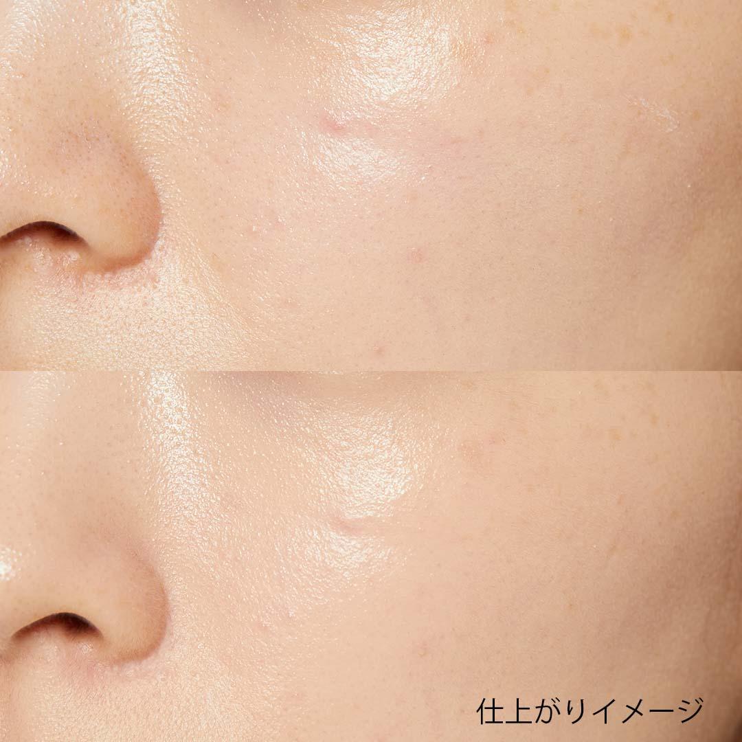 素肌感が美しい♡ LUNAのクッションファンデーションをレポに関する画像4