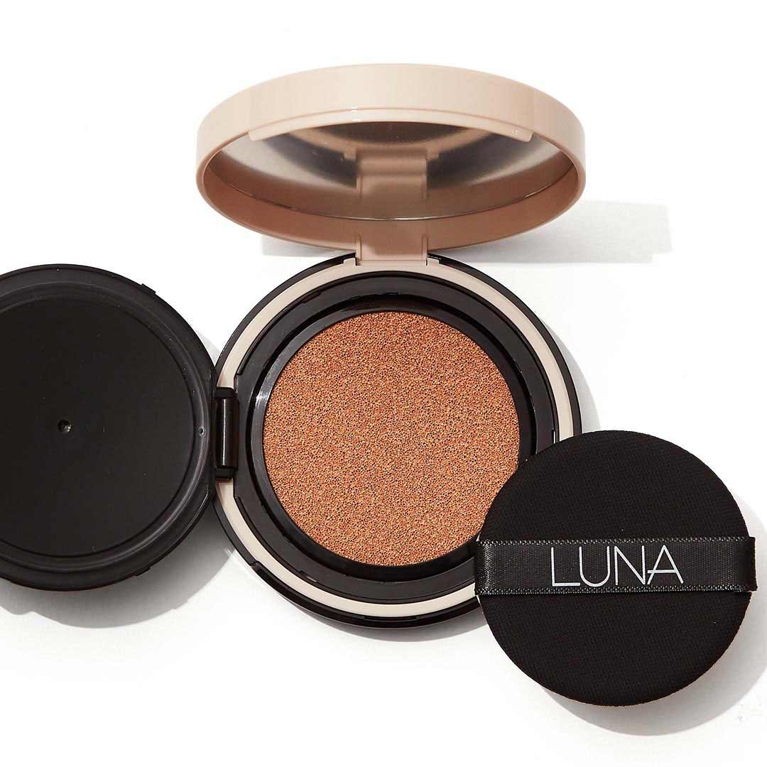 素肌感が美しい♡ LUNAのクッションファンデーションをレポに関する画像11
