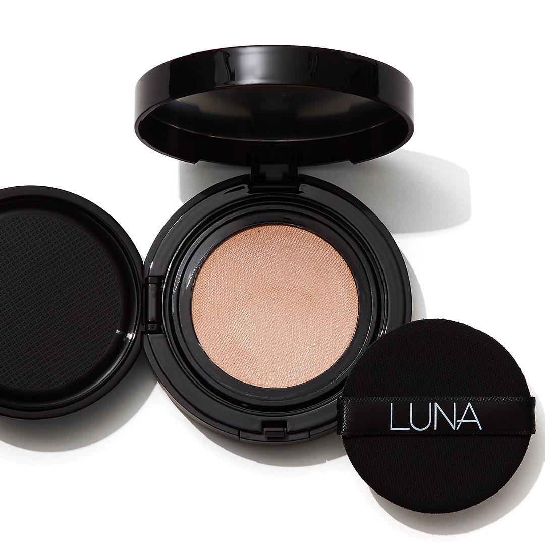 透き通るような美しい肌に♡ LUNAのクッションファンデーションをレポに関する画像8
