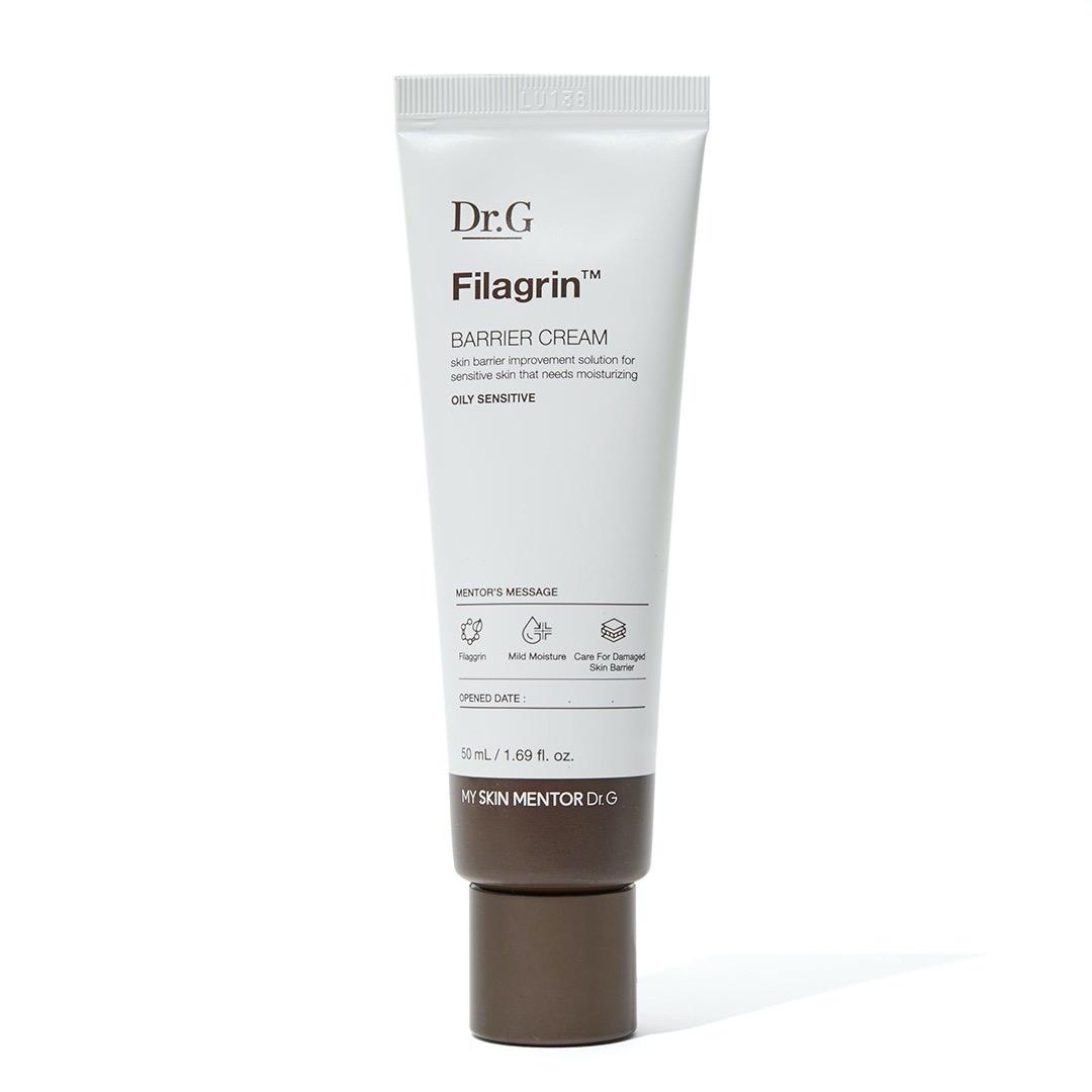 オイリー肌さん向け保湿クリーム『Dr.G フィラグリン バリア クリーム OS 敏感油脂』をレポ に関する画像9