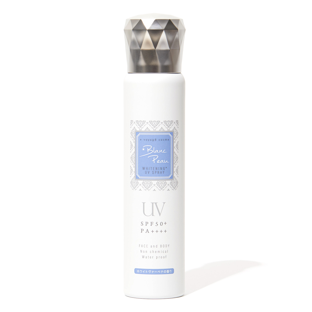 美白ケアもできちゃう! 『Blanc Peau 薬用美白 UVスプレー』をご紹介に関する画像7