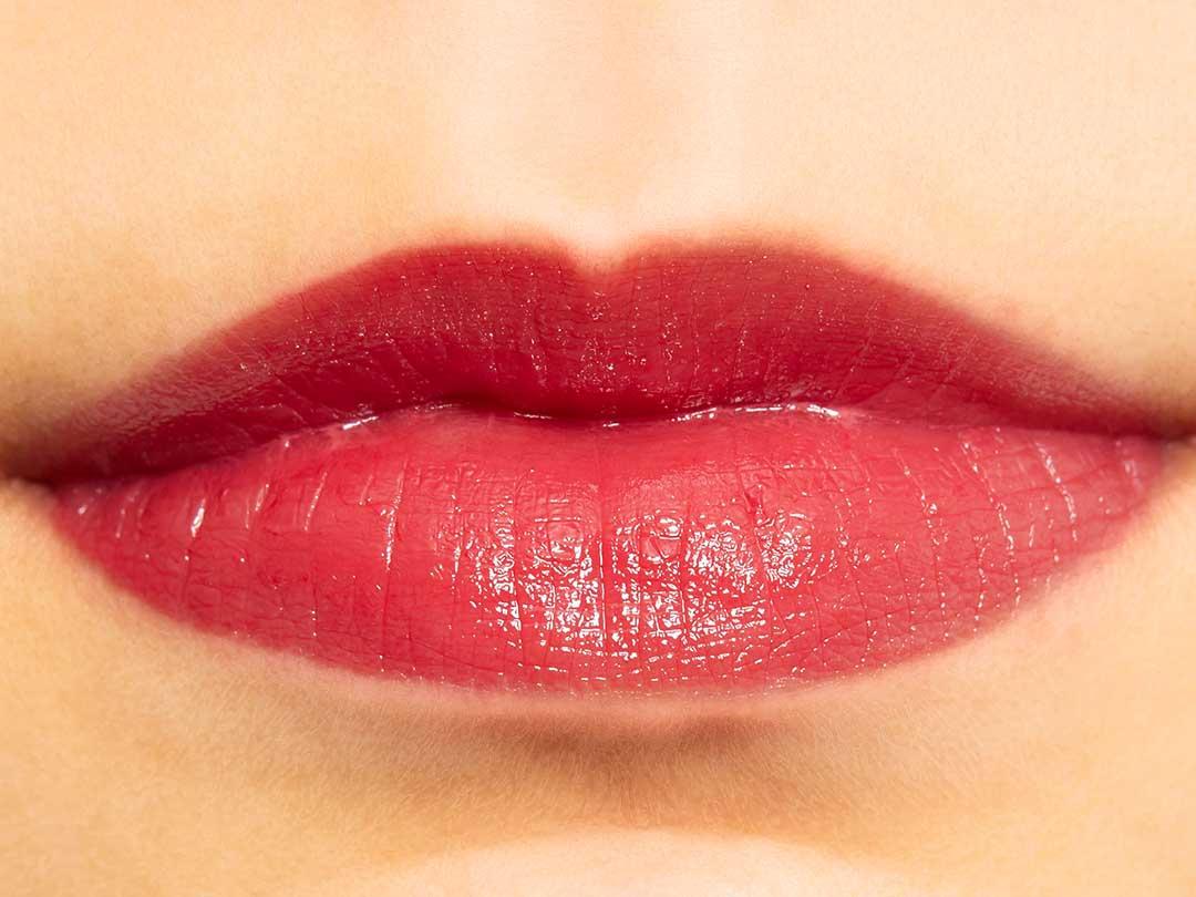 ぷるツヤの唇に♡『ビューティチュード グロッシー ロングラスティング リップティント 403 ストロベリーアイス』をご紹介に関する画像7