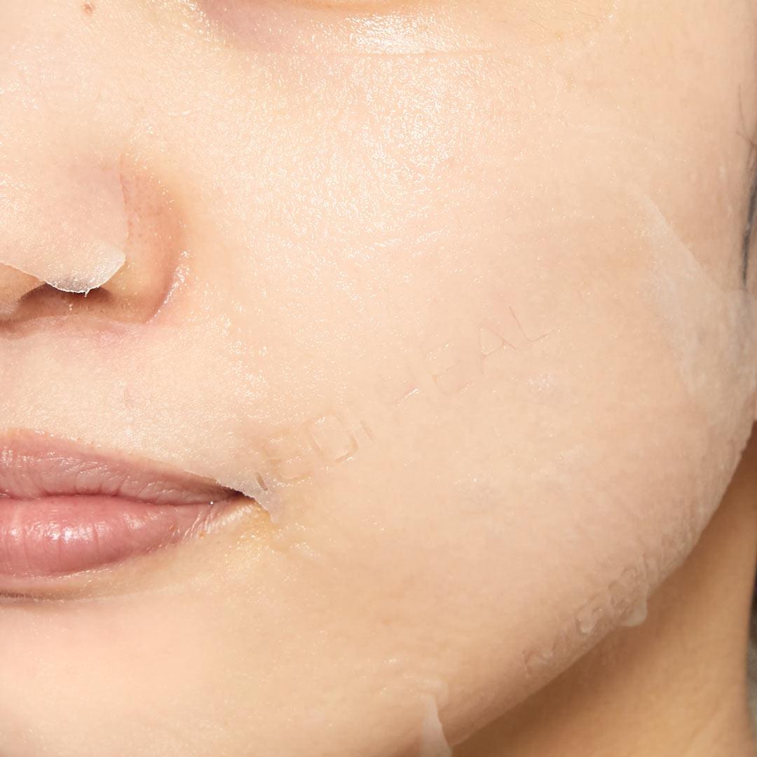 お肌に水分補給するなら、メディヒールの『アクアリングアンプルマスク+クリーム』!に関する画像7